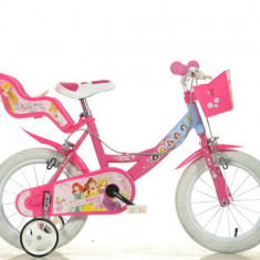 Bicicleta copii 14'' Princess, Dino Bikes