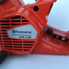 Drujba pe acumulator Husqvarna 536LIXP Fabricație 2016 Noua