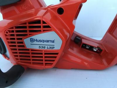 Drujba pe acumulator Husqvarna 536LIXP Fabricație 2016 Noua foto