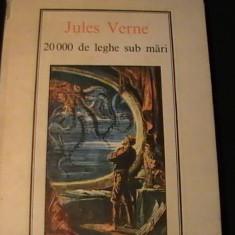20.000DE LEGHE SUB MARI-JULES VERNE-252 PG-
