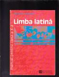 LIMBA LATINA-MANUAL PENTRU CLASA -10