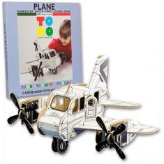 Joc creativ 3D Plane