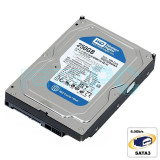 Super Pret! Hard Disk 250GB Western Digital Blue SATA3 16MB WD2500AAKX GARANTIE!, 200-499 GB, 7200, SATA 3, Western Digital