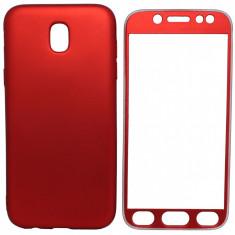 Husa Protecție Fata Spate 360 Grade Samsung J5 2017