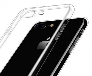 Husa iPhone 7/8 7Plus/8PLUS TPU ULTRA SLIM  0.6 mm | CALITATE