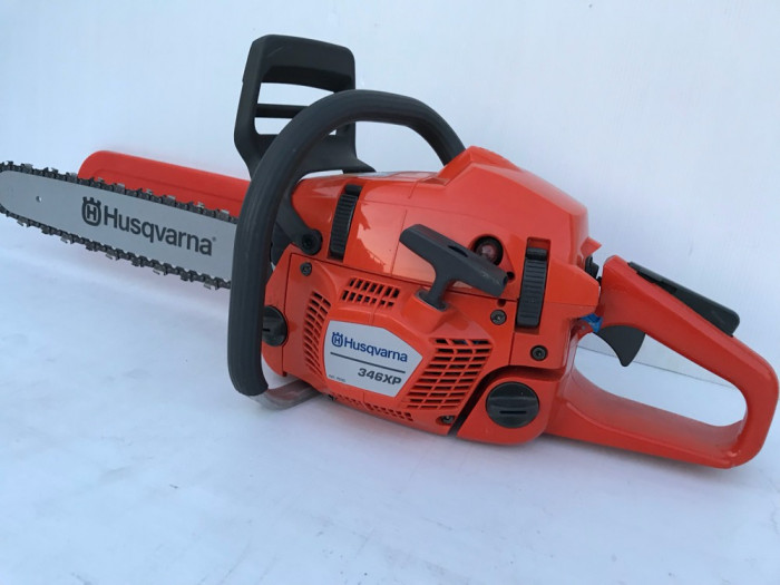 Drujba Husqvarna 346 XP Fabricație 2017 Noua