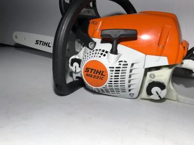 Drujba Stihl MS 231 C Fabricație 2017 Noua foto