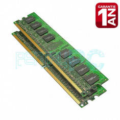 Super Ieftin! Memorie kit 4GB (2x2GB) DDR2 667MHz diverse modele GARANTIE 1 AN!, DDR 2, 4 GB, 667 mhz