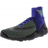 Nike barbati Zoom Mercurial Xi Fk Deep Royal Blue / Black-Volt High-Top Running Shoe, 43.5, 44, 44.5, 45, 46