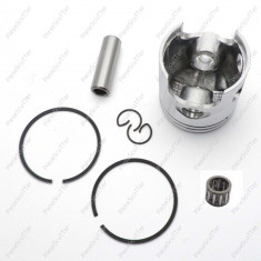 Kit Piston + Segmenti + Rulment Scuter PGO PM-X Sport - 41.5mm - Bolt 10mm