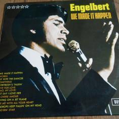 LP Engelbert Humperdinck – We made it happen