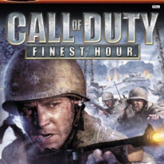 Call of Duty Finest Hour - XBOX [Second hand], Shooting, 16+, Multiplayer