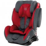 Scaun auto cu Isofix Salsa Pro - Coto Baby - Melange Rosu, Coto Baby