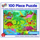 Puzzle - Taramul Dinozaurilor (100 piese), Galt