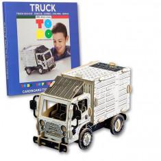 Joc creativ 3D Truck