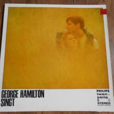 LP George Hamilton – George Hamilton singt, VINIL