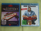 Lot 2 Filme in format Blu-ray (Piedone / Ultimate Discovery) - ca NOI, BLU RAY, Engleza