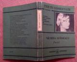 Poezii. Colectia Texte Comentate, Lyceum - Nichita Stanescu, Alta editura