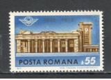 Romania.1972 Centenarul Garii de Nord  YR.541, Nestampilat