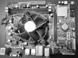 KIT Sandy Bridge socket LGA 1155 ASRock H61M-VS CPU Intel G540 + cooler, Pentru INTEL, DDR 3