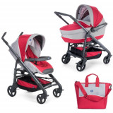 Carucior 2 in 1 Duo Love Motion RED PASSION, Chicco