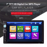 Mp5 player auto 7010b, 2 DIN, Touch screen 7""