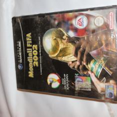 [NGC] Mondiali Fifa 2002 - joc original Nintendo Gamecube - SIGILAT