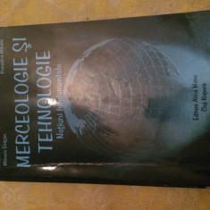 Merceologie si tehnologie Rodica Fratila
