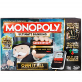 Monopoly Game: Ultimate Banking Edition, Hasbro