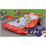 Patut copii Formula 1 - Plastiko - Rosu