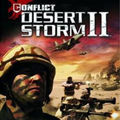 Conflict Desert Storm II - XBOX [Second hand], Shooting, 16+, Multiplayer