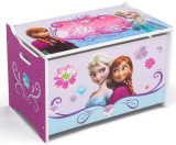 Ladita din lemn pentru depozitare jucarii Disney Frozen, Delta Children