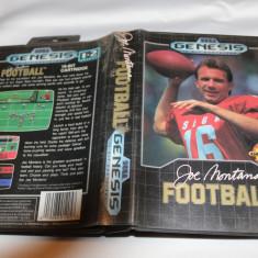 [SEGA] Joe Montana Football - joc original Sega Genesis