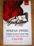 Stefan Zweig - Lupta in jurul unui rug