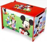 Ladita din lemn pentru depozitare jucarii Disney Mickey Mouse, Delta Children