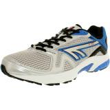 Pantofi sport de barbati argintiu/albastru Hi-Tec, 41, 42, 43.5, 44.5, Hi-Tec