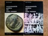 Niels Hannestad – Monumentele publice ale artei romane {2 volume}