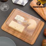 Tavă pentru Brânză din Bambus TakeTokio