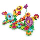 Set de constructie - Gears! Floral, Learning Resources
