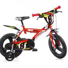 Bicicleta copii 14''- GLN, Dino Bikes