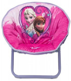 Fotoliu pliabil pentru copii Disney Frozen