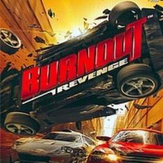Burnout revenge  -  XBox classic [Second hand], Sporturi, 3+, Multiplayer