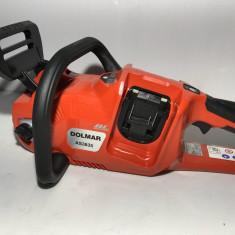 Drujba pe acumulator Dolmar AS3835 Fabricație 2017 Noua
