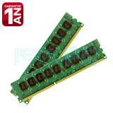 Memorie kit 4GB (2 x 2GB) DDR3 1333MHz PC-3-10600 Diverse modele GARANTIE 1 AN!