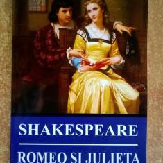 W. Shakespeare - Romeo si Julieta {Cartex, 2016}