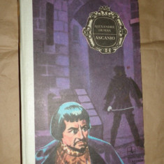 Ascanio ( editie cartonata 547pagini- Dumas