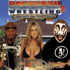 Backyard Wrestling 2 - There goes the neighbourhood - XBOX [Second hand], Actiune, 18+, Multiplayer
