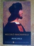 Niccolo Machiavelli – Principele