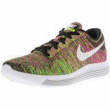 Nike barbati Lunarepic Low Flyknit Oc Multi-Color / Ankle-High Running Shoe, 46