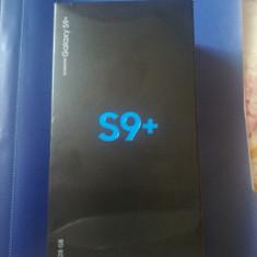 Samsung Galaxy S9 Plus, 128GB, Albastru, Neblocat